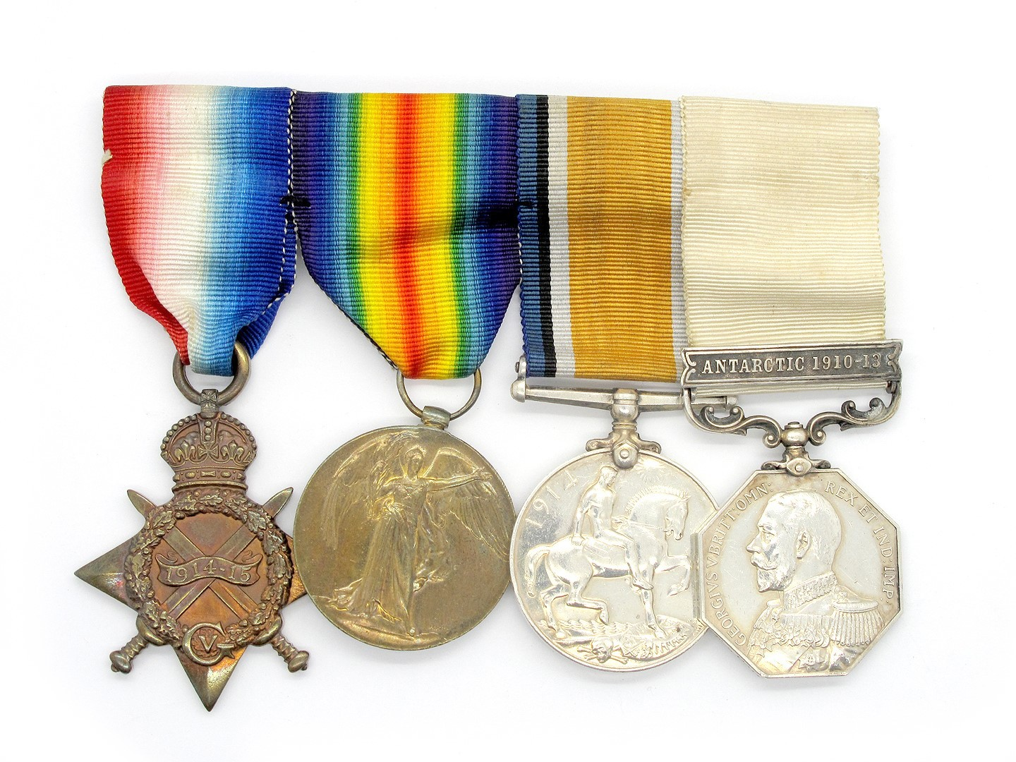 Keith medals parsons