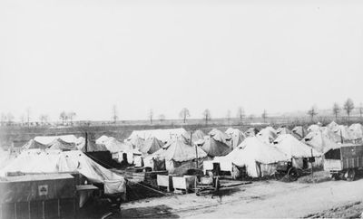 5 Australian casualty Clearing Station. Grevillers